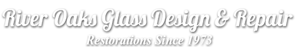 River Oaks Glass Design & Repair, Logo